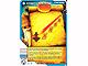 Gear No: 4643689  Name: Ninjago Masters of Spinjitzu Deck #2 Game Card 52 - Chain Lightning! - North American Version