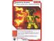 Gear No: 4643720  Name: Ninjago Masters of Spinjitzu Deck #2 Game Card 37 - Spitfire Snake - North American Version