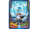 Gear No: 6021367  Name: Legends of Chima Deck #1 Game Card  8 - Honorous