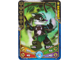 Gear No: 6021445  Name: Legends of Chima Deck #1 Game Card 97 - Skinnet