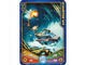 Gear No: 6021451  Name: Legends of Chima Deck #1 Game Card 76 - Huntor W4