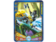 Gear No: 6058372  Name: Legends of Chima Deck #2 Game Card 215 - Nitronox