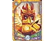Gear No: 6073203  Name: Legends of Chima Deck #3 Game Card 311 - Fluminox