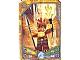 Gear No: 6073209  Name: Legends of Chima Deck #3 Game Card 315 - Fluminox