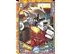 Gear No: 6073211  Name: Legends of Chima Deck #3 Game Card 316 - Worriz