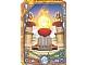 Gear No: 6073213  Name: Legends of Chima Deck #3 Game Card 318 - Worriz