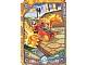 Gear No: 6073214  Name: Legends of Chima Deck #3 Game Card 319 - Worriz