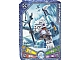Gear No: 6073262  Name: Legends of Chima Deck #3 Game Card 335 - Sir Fangar