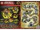 Gear No: 6325698  Name: Ninjago Skull Dungeons Game Board