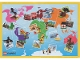 Gear No: 6372025  Name: Wall Map Poster, Around the World