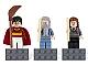 Gear No: 852982  Name: Magnet Set, Minifigures Harry Potter (3) - Harry Potter, Professor Dumbledore, Hermione