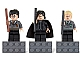Gear No: 852983  Name: Magnet Set, Minifigures Harry Potter (3) - Harry Potter, Professor Snape, Draco Malfoy blister pack