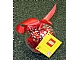 Gear No: 853344  Name: Holiday Ornament with Red Bricks (Bauble)
