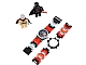 Gear No: 9001192  Name: Watch Set, SW Darth Vader vs Obi-Wan Kenobi