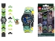 Gear No: 9002076a  Name: Watch Set, SW Yoda (Clone Wars), Green Box