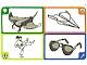 Gear No: create107  Name: Creationary Game Card 107 Manta Ray