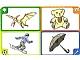 Gear No: create113  Name: Creationary Game Card 113 Pteranodon