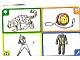 Gear No: create116  Name: Creationary Game Card 116 Snow Leopard
