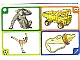 Gear No: create99  Name: Creationary Game Card 99 Chimpanzee