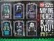 Gear No: pc09sw7  Name: Postcard - Star Wars The Visual Dictionary Postcard 7 - Bounty Hunters