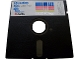 Gear No: tclogofloppy2  Name: Instruction Floppy Disk 5.25in for 951-2 LEGO TC logo Operating Disk, Apple IIe/IIgs