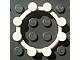 Gear No: bb1008  Name: Watch, Bezel Round with 8 Studs
