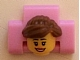 Gear No: bb1028  Name: Watch, Link Long with Minifigure Head Female