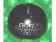 Gear No: bead003pb007  Name: Bead, Globular with SW 'STAR WARS' Pattern