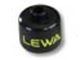 Gear No: bead006pb26  Name: Bead, Cylinder Large with 'LEWA' Pattern (P1703)