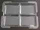 Gear No: 86474  Name: Storage/Sorting Tray - Four Compartment (21050)