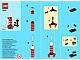Lot ID: 190509413  Instruction No: 40103  Name: Monthly Mini Model Build Set - 2014 11 November, Rocket polybag
