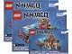 Lot ID: 171076343  Instruction No: 70728  Name: Battle for Ninjago City