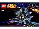 Lot ID: 105116498  Instruction No: 75044  Name: Droid Tri-Fighter