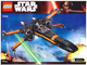 Lot ID: 84793402  Instruction No: 75102  Name: Poe's X-Wing Fighter