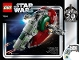 Lot ID: 170343480  Instruction No: 75243  Name: Slave I - 20th Anniversary Edition