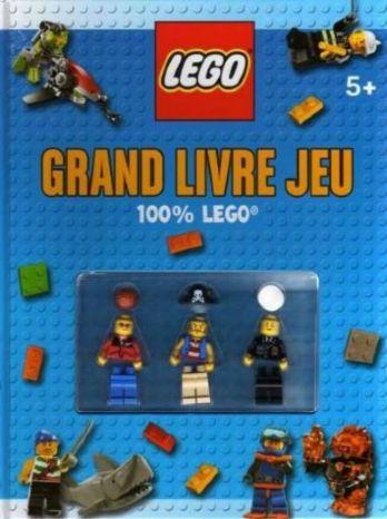 Bricklink Book 9782351006283 Lego Grand Livre Jeu