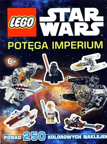 Bricklink Book B14stk03 Lego Sticker Book Star Wars Potęga
