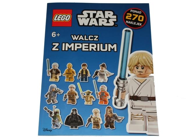 Bricklink Book B16sw04pl Lego Star Wars Walcz Z Imperium