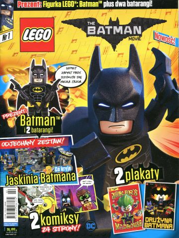 Bricklink Book Mag2017tlbm01pl Lego Lego Magazine The Lego