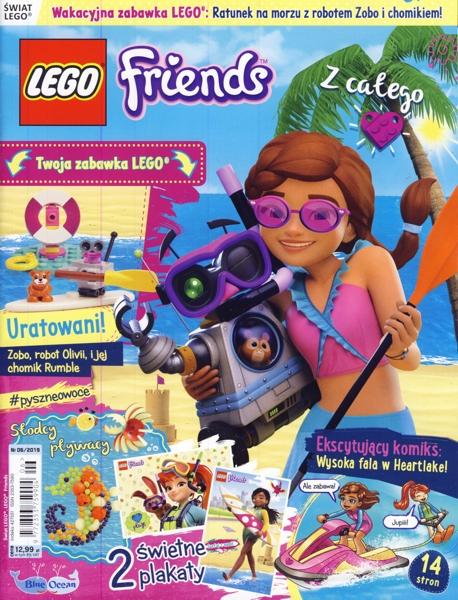 BrickLink - Book mag2019frnd06pl : Lego Lego Magazine