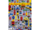 Book No: 205  Name: The World of LEGO Toys (Hardcover)