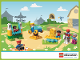 Book No: 45024b05  Name: Set 45024 Activity Card 5 (6219717)
