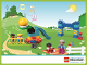 Book No: 45024b06  Name: Set 45024 Activity Card 6 (6219718)