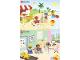 Book No: 45030b01  Name: Set 45030 Activity Card 6303206 - Beach / Hospital