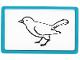 Book No: 5004933b03  Name: Set 5004933 Activity Card 3 - Bird and Micro Eiffel Tower