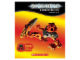 Book No: 51595  Name: Bionicle Chronicles 1 thru 4 with Exclusive Collector's Mask