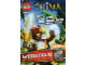Book No: 6038117-NL  Name: Legends of Chima Comic Book - Issue 1 - Het Verhaal van Laval en Cragger (with Competition Form)