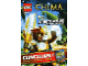 Book No: 6038117FR  Name: Legends of Chima Comic Book - Issue 1 - L'HISTOIRE DE LAVAL ET CRAGGER (with Competition Form)