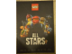 Book No: 6141429  Name: All Stars Trading Card Album