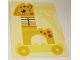 Book No: 6344098  Name: Set 10955 - Activity Card 1 - Giraffe (6344098)